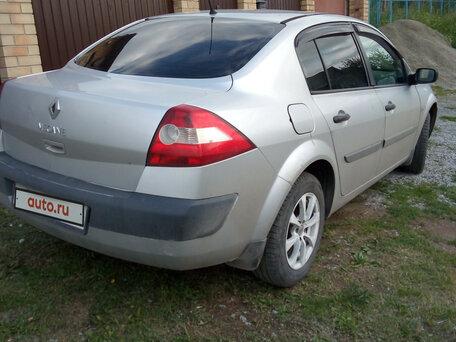 Купить Renault Megane пробег 210 000.00 км 2005 год выпуска
