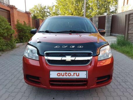 Купить Chevrolet Aveo пробег 145 000.00 км 2009 год выпуска