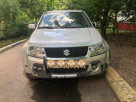 Купить Suzuki Grand Vitara пробег 107 200.00 км 2005 год выпуска