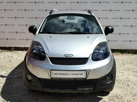 Купить Chery IndiS (S18D) пробег 55 692.00 км 2011 год выпуска