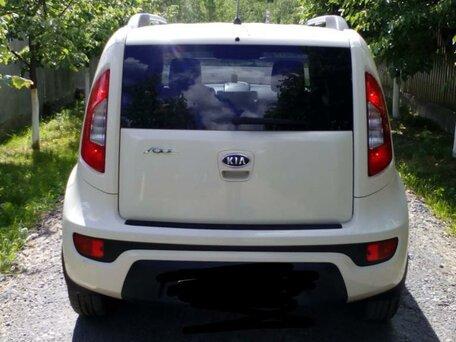 Купить KIA Soul пробег 70 000.00 км 2012 год выпуска