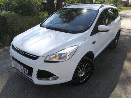 Купить Ford Kuga пробег 97 000.00 км 2013 год выпуска