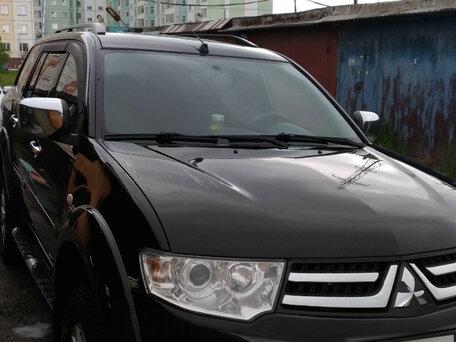 Купить Mitsubishi Pajero Sport пробег 220 689.00 км 2014 год выпуска