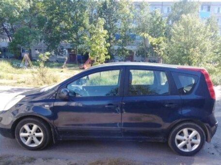Купить Nissan Note пробег 140 000.00 км 2007 год выпуска