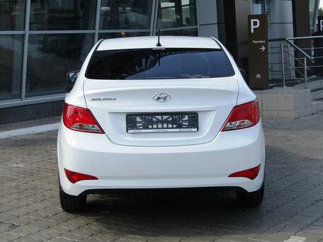 Купить Hyundai Solaris пробег 107 300.00 км 2016 год выпуска