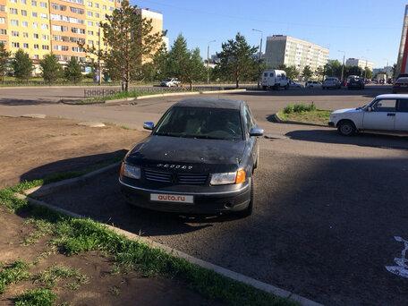 Купить Volkswagen Passat пробег 300 000.00 км 1998 год выпуска