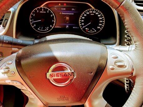Купить Nissan Murano пробег 62 000.00 км 2016 год выпуска