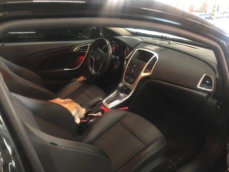 Купить Opel Astra пробег 50 000.00 км 2014 год выпуска