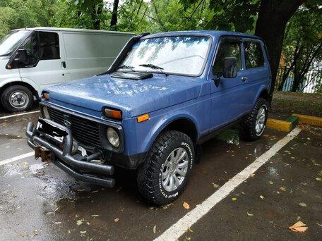 Купить ЛАДА (ВАЗ) 2121 (4x4) пробег 244 000.00 км 2008 год выпуска
