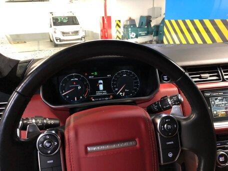 Купить Land Rover Range Rover пробег 47 000.00 км 2015 год выпуска