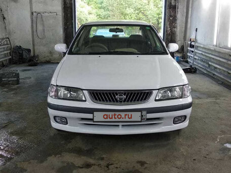 Купить Nissan Sunny пробег 176 000.00 км 2001 год выпуска
