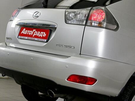 Купить Lexus RX пробег 152 000.00 км 2007 год выпуска