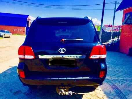 Купить Toyota Land Cruiser пробег 117 000.00 км 2008 год выпуска
