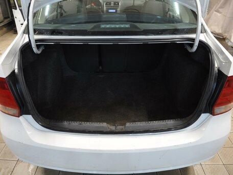 Купить Volkswagen Polo пробег 137 573.00 км 2013 год выпуска
