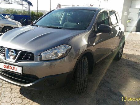 Купить Nissan Qashqai пробег 127 000.00 км 2012 год выпуска