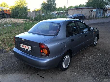 Купить Chevrolet Lanos пробег 96 000.00 км 2007 год выпуска