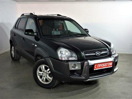 Купить Hyundai Tucson пробег 242 000.00 км 2006 год выпуска