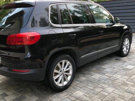 Купить Volkswagen Tiguan пробег 100 400.00 км 2012 год выпуска