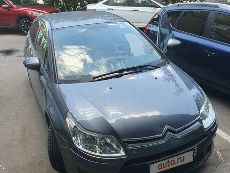 Купить Citroen C4 пробег 80 000.00 км 2011 год выпуска