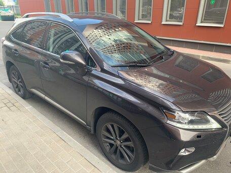 Купить Lexus RX пробег 63 000.00 км 2014 год выпуска