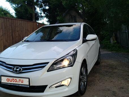 Купить Hyundai Solaris пробег 29 000.00 км 2015 год выпуска