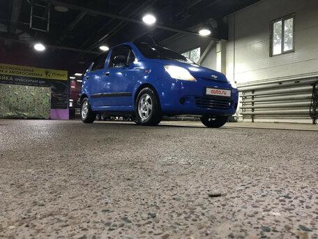 Купить Chevrolet Spark пробег 168 000.00 км 2007 год выпуска