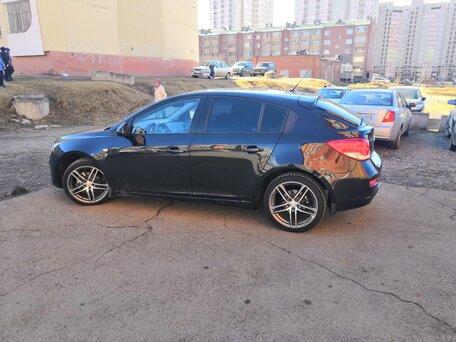 Купить Chevrolet Cruze пробег 103 000.00 км 2012 год выпуска