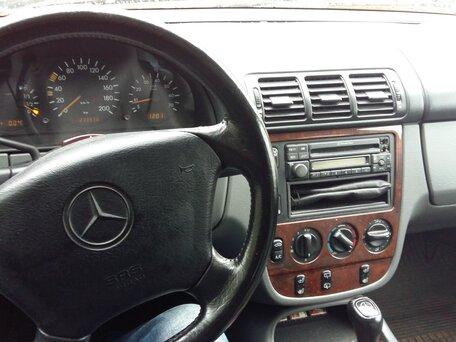 Купить Mercedes-Benz M-klasse пробег 213 978.00 км 1998 год выпуска