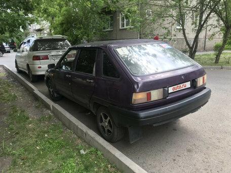 Купить ИЖ 2126 «Ода» пробег 100 000.00 км 2001 год выпуска