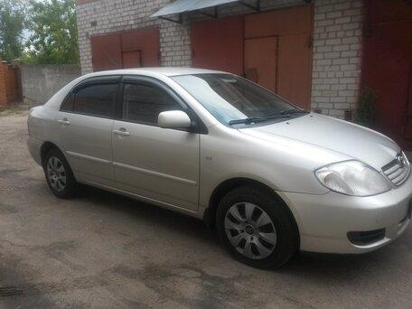 Купить Toyota Corolla пробег 126 300.00 км 2005 год выпуска