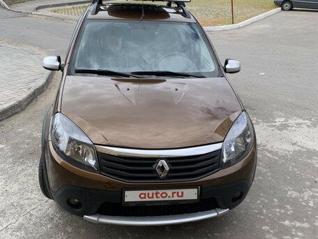 Купить Renault Sandero пробег 52 115.00 км 2014 год выпуска
