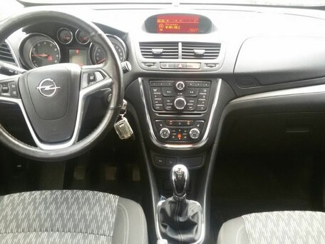 Купить Opel Mokka пробег 90 000.00 км 2013 год выпуска