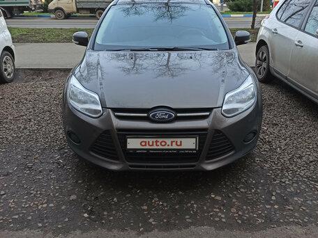 Форд фокус с пробегом в москве в автосалоне автосалон ролс ройс в москве