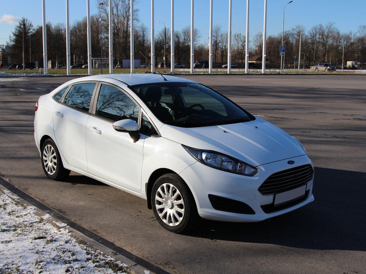 даст форд фиеста седан отзывы владельцев с фото модели, которых есть