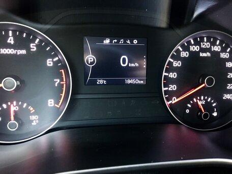 Купить KIA Sportage пробег 18 500.00 км 2018 год выпуска