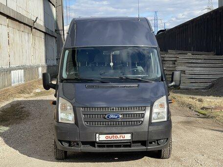 Форд транспортер бу купить продажа транспортера с пробегом