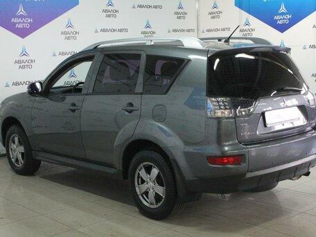 Купить Mitsubishi Outlander пробег 97 620.00 км 2010 год выпуска