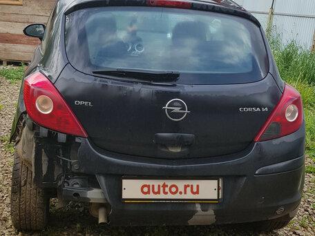 Купить Opel Corsa пробег 153 000.00 км 2008 год выпуска