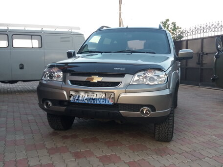 Купить Chevrolet Niva пробег 81 000.00 км 2012 год выпуска