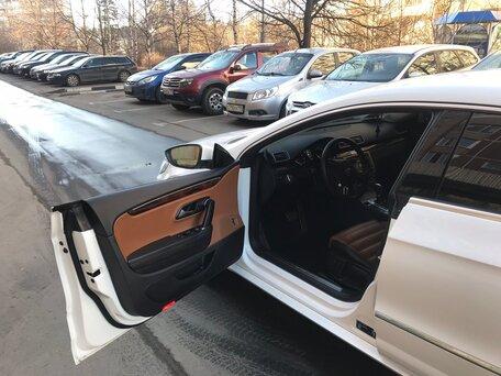Купить Volkswagen Passat CC пробег 110 152.00 км 2014 год выпуска