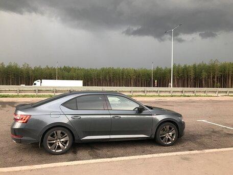 Купить Skoda Superb пробег 75 000.00 км 2017 год выпуска