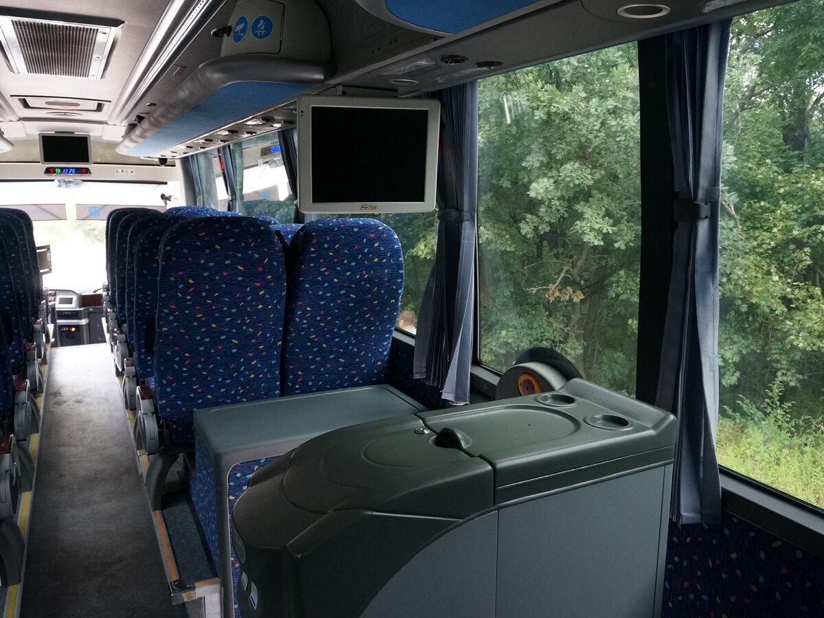 фото экскурсионных автобусов внутри этом хотим рассказать