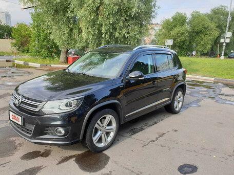 Купить Volkswagen Tiguan пробег 62 400.00 км 2016 год выпуска