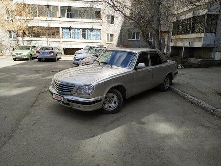 Купить ГАЗ 31105 «Волга» пробег 110 000.00 км 2007 год выпуска