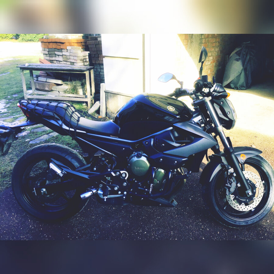 Купить б/у Yamaha XJ 600 инжектор 6 передач в Сочи: серый