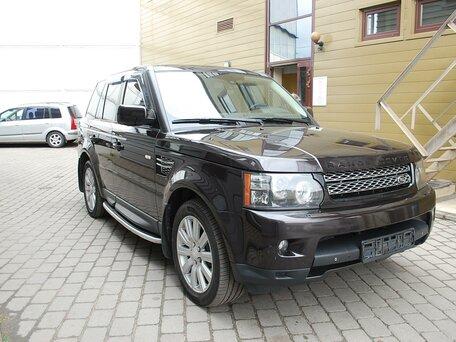 Купить Land Rover Range Rover Sport пробег 156 000.00 км 2011 год выпуска