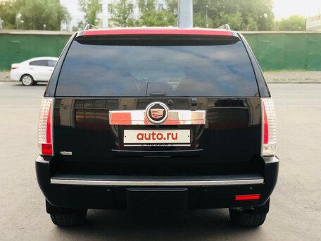 Купить Cadillac Escalade пробег 155 000.00 км 2007 год выпуска