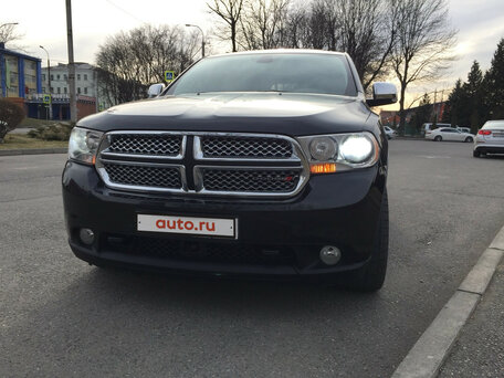 Купить Dodge Durango пробег 130 000.00 км 2012 год выпуска