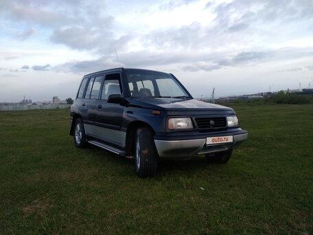 Купить Suzuki Escudo пробег 484 000.00 км 1994 год выпуска