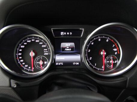 Купить Mercedes-Benz G-klasse пробег 73 863.00 км 2016 год выпуска